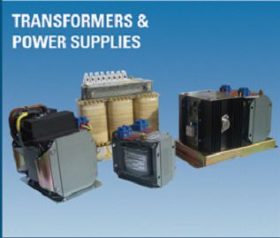 Some of our available industrial control transformers